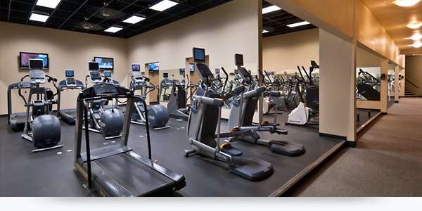 Cardio and Weights at Caughlin Athletic Club