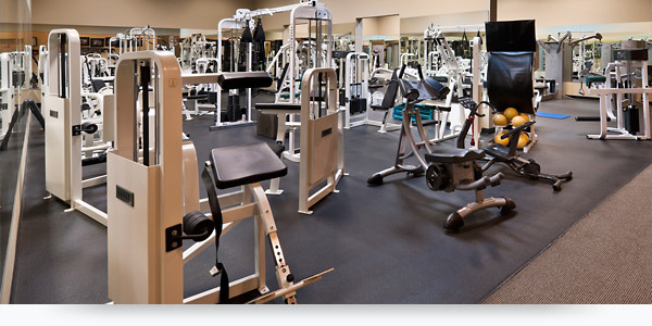 Fitness at Caughlin Athletic Club