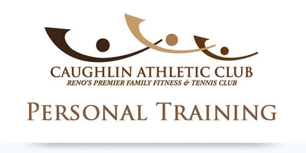 Pendola Training at Caughlin Athletic Club