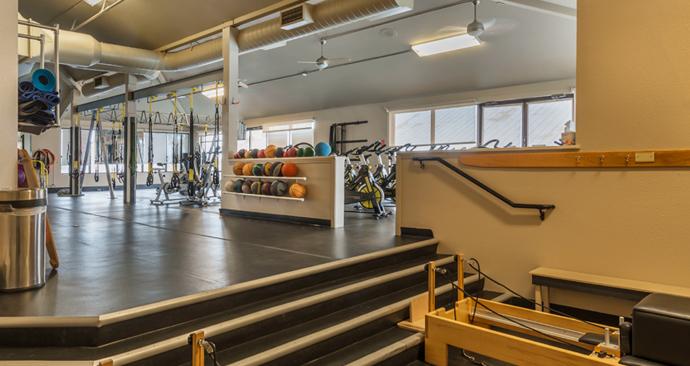Caughlin Athletic Club - Fitness