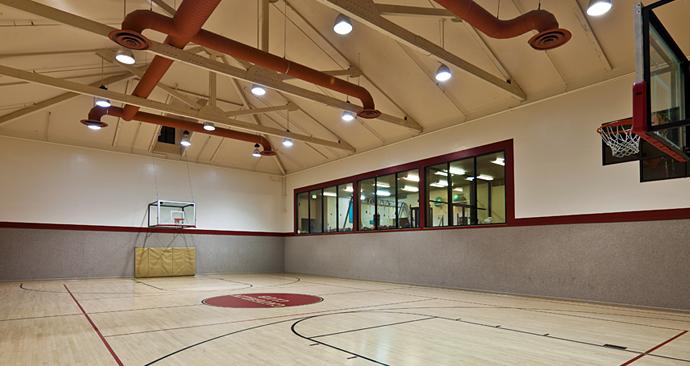 Caughlin Atheltic Club - Gym