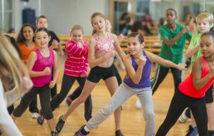 Dance Class at Caughlin Athletic Club