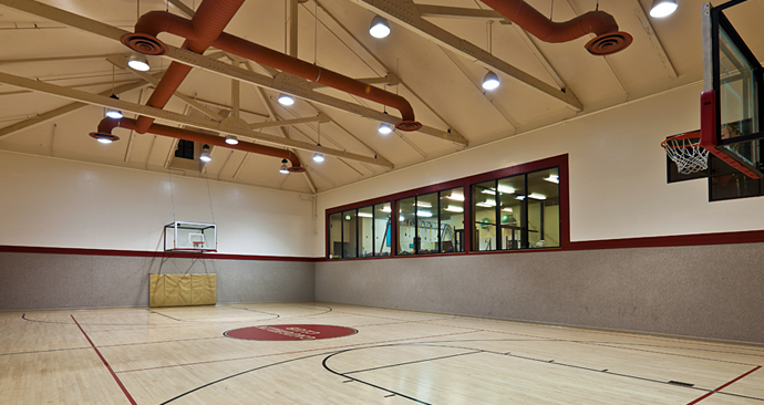 Caughlin Atheltic Club - Gym