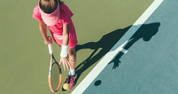 Tennis Center Caughlin Athletic Club