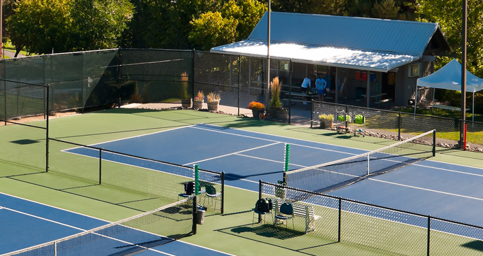 Tennis Center Caughlin Athletic Club