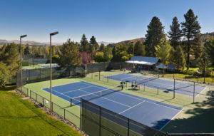 Caughlin Athletic Club Tennis